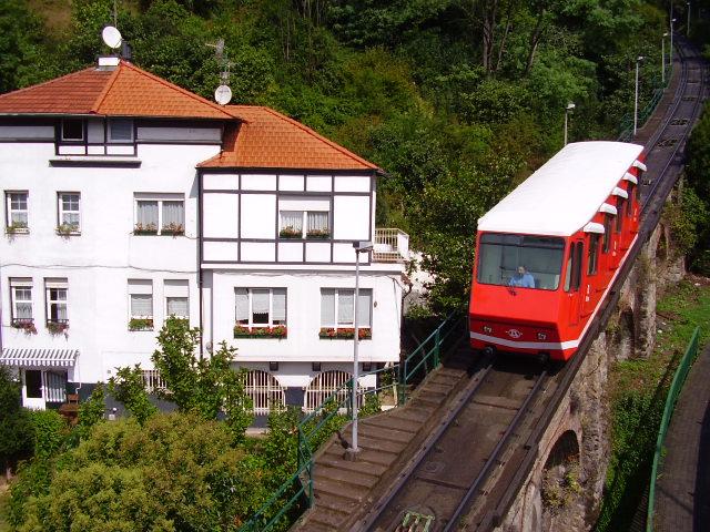 Subida a Artxanda en Funicular - Vistas Bilbao