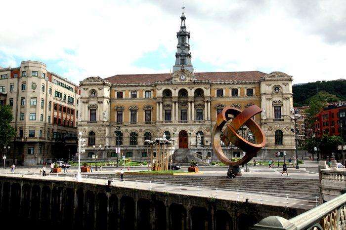 Bilboko udaletxea - Ayuntamiento de Bilbao