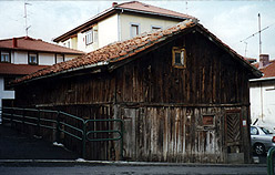 visita guiada a casa minera en La Arboleda