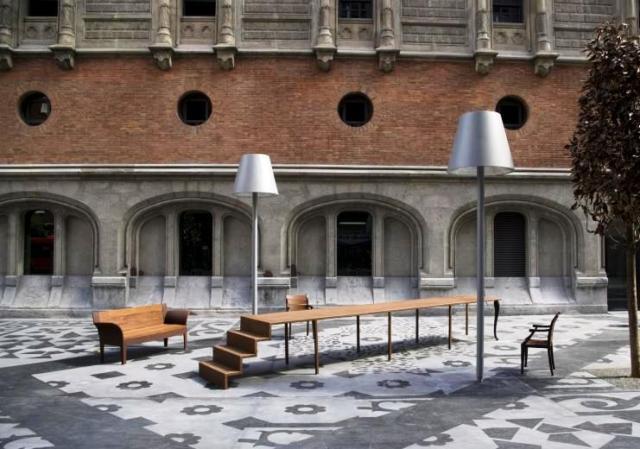 Mobiliario urbano. Arte Bilbao