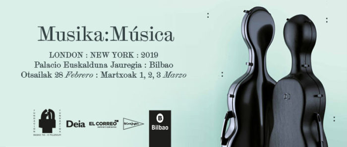 Musika-Música Bilbao 2019