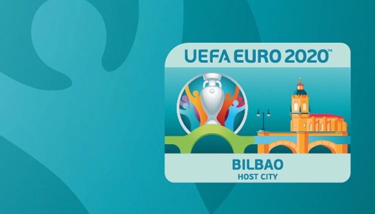 Logo Euro 2020 Bilbao