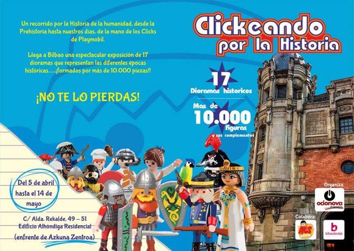 Planes con niños Bilbao_Clickeando por la historia