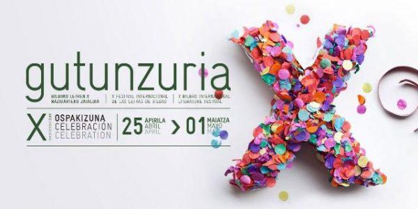 Gutun Zuria Festival letras Bilbao 2017