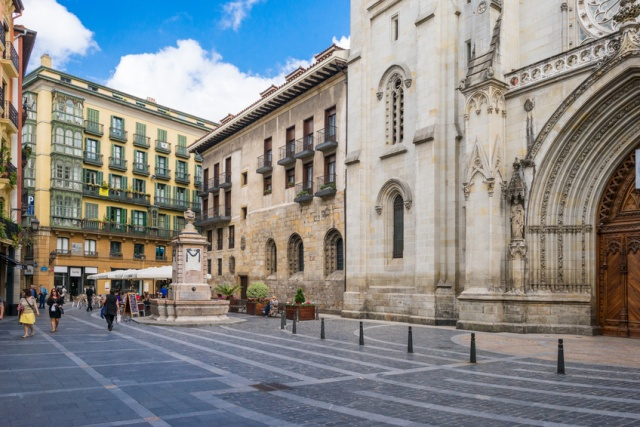 Visitas guiadas al Casco Viejo de Bilbao