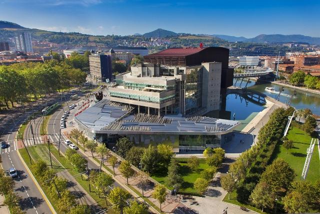 Visitas guiadas gratuitas Palacio Euskalduna. Arquitectura Bilbao
