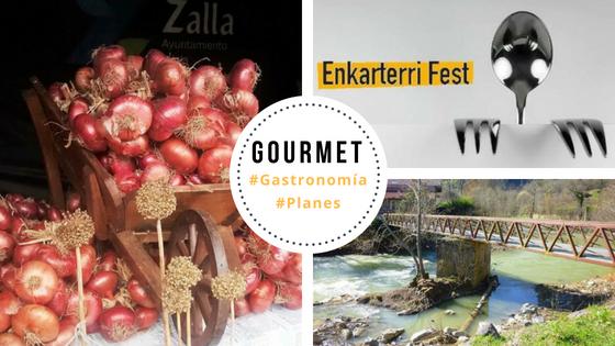 Enkarterri_Fest_Zalla - planes y gastronomía en Bizkaia