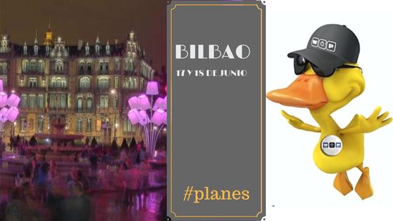 Gau Zuria y Estropatada 2017 - planes Bilbao