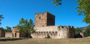 Castillo de Muñatones en Muskiz
