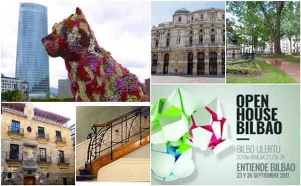 Festival Bilbao Open House, edificios, rutas y planes