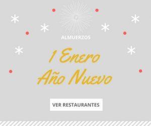 Restaurantes Año Nuevo Bilbao Bizkaia