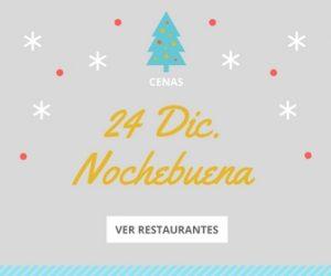 Restaurantes cenar en Nochebuena Bilbao Bizkaia