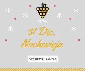 Restaurantes y cotillones Nochevieja en Bilbao y Bizkaia