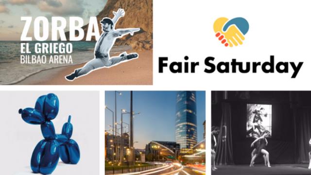 Fair Saturday 2017 - Planes y actividades para niños y mayores en Bilbao