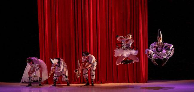 programación navidad teatro Arriaga Bilbao