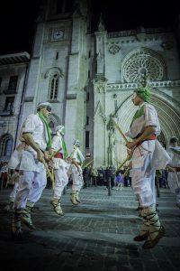 Carnavales Bilbao_Farolín y Zarambolas_Bilboko konpartsak