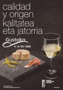 Gustoko 2020 - Feria gastonomía y alimentación Bilbao