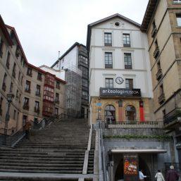 Arkeologi museoa - Casco Viejo Bilbao