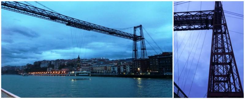 Puente Bizkaia o Puente Colgante de Portugalete - Disfruta Bizkaia