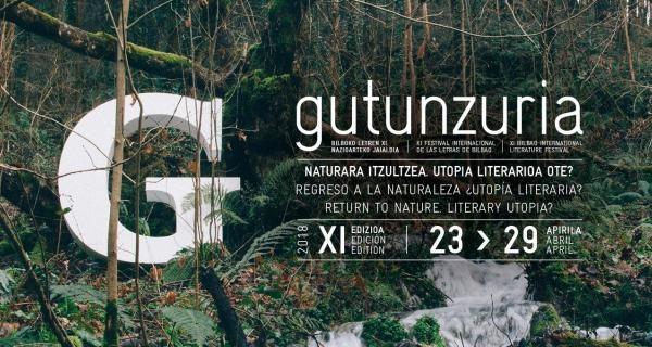 Gutun Zuria 2018 - Festival de las letras en Bilbao
