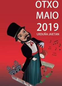 Fiestas Otxomaio 2019 en Orduña