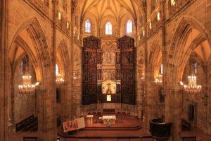 Visitas guiadas a la Basílica de Santa María Portugalete