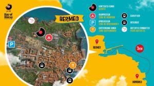 ubicación y servicios festival Bay of Biscay en Bermeo