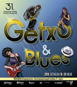 Festival de música blues de Getxo, Bizkaia