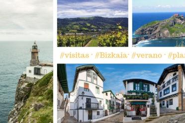 visitas guiadas en Bizkaia este verano