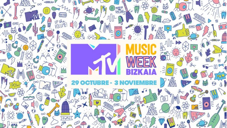 Conciertos gratuitos MTV Music Week Bizkaia