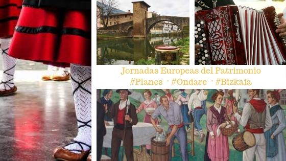 Planes, visitas y actividades de las Jornadas Europeas del Patrimonio en Bizkaia