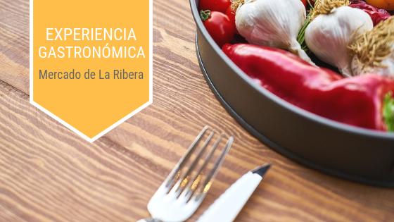 Planes gastronómicos en Bilbao - Mercado La Ribera