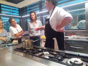 Cursos y talleres de cocina y experiencias gastronómicas en Bilbao