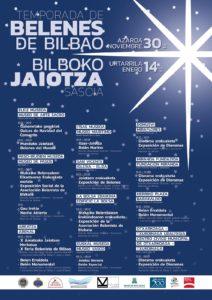 Belenes en Bizkaia - navidad 2018
