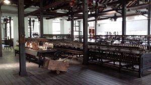 La Encartada fábrica textil en Balmaseda