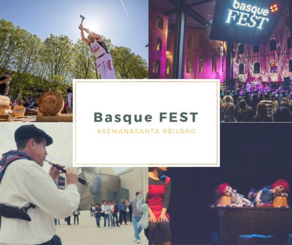 Basque FEST en Semana Santa en Bilbao