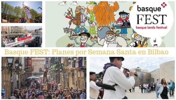 qué hacer en Semana Santa en Bilbao: Planes festival Basquefest