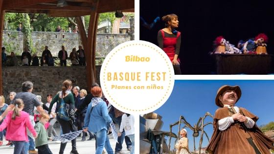 Qué hacer con niños en Semana Santa en Bilbao - planes Basque Fest para familias