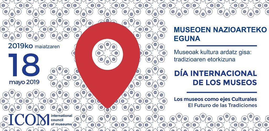 Actividades, entradas y visitas gratis en los museos de Bilbao y de Bizkaia el Día Internacional de los Museos 2019