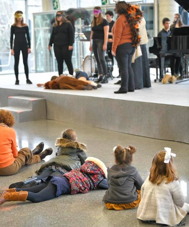 planes con niños y conciertos infantiles