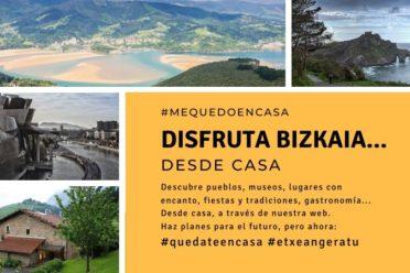 #mequedoencasa-planes-cuarentena-Bizkaia